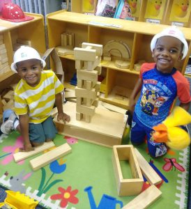Provides an example of youth development at Downtown Hampton Child Development Center.